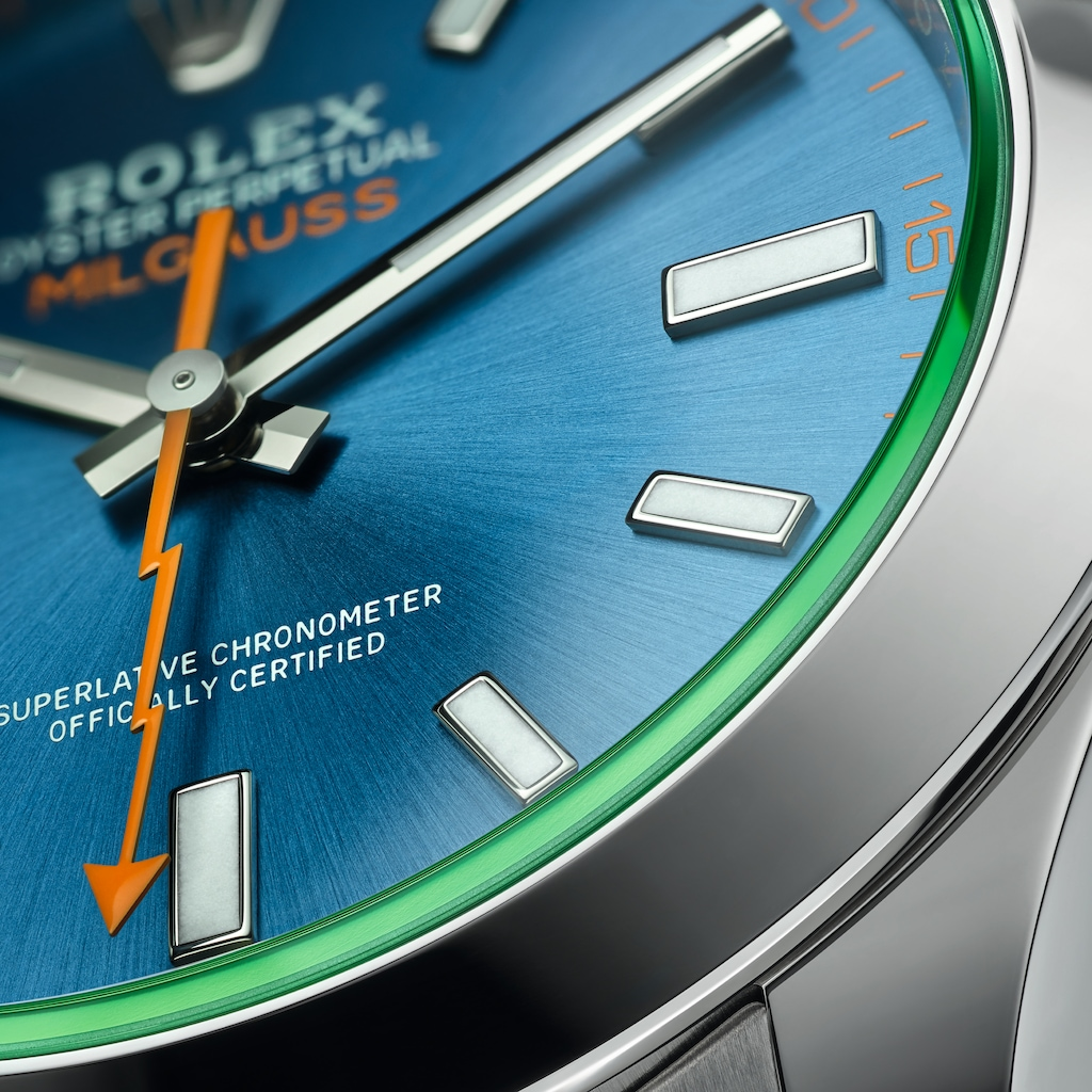 Read more about the article Why the Milgauss is the best production Rolex