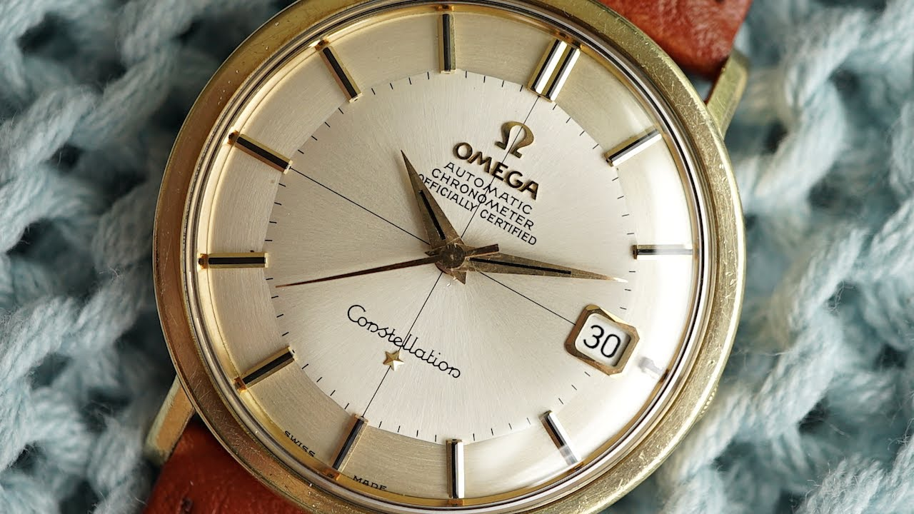 Read more about the article History of the Omega Constellation