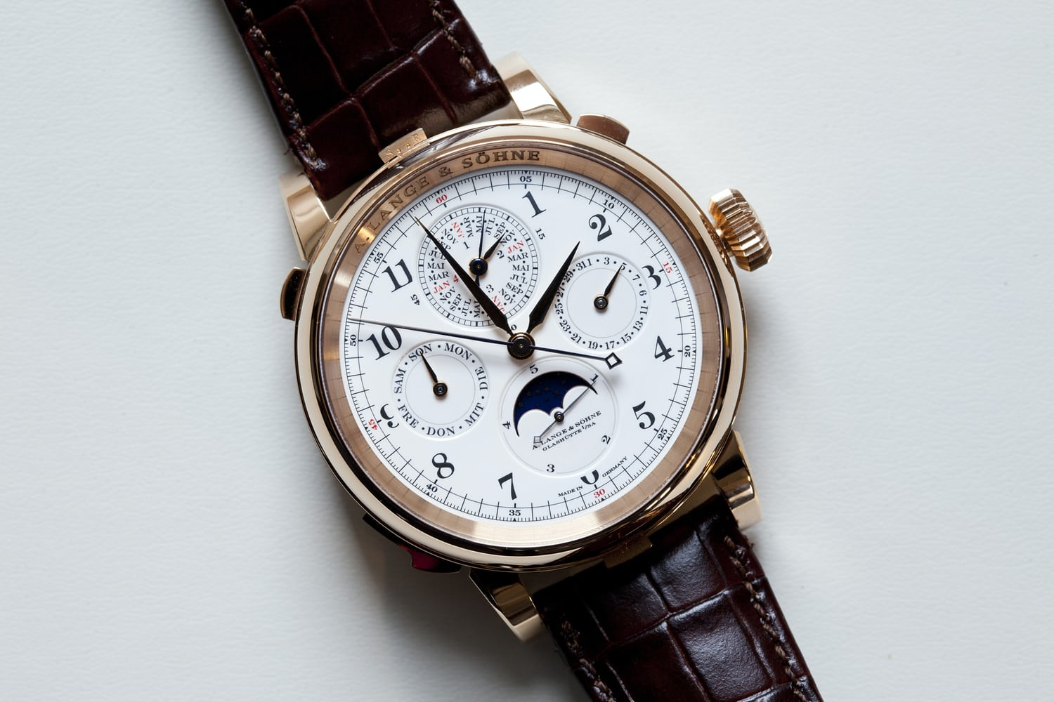 Read more about the article It's Complicated: A Guide to Mechanical Watch Complications